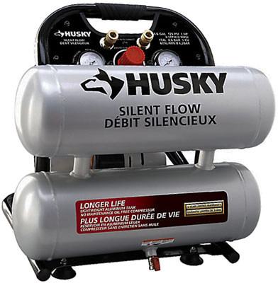 Husky Air Compressor Portable