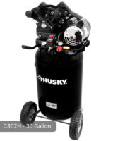 Husky 30 Gal Air Compressor C302H