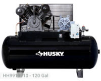 Husky 120 Gallon Air Compressor HH9919910