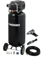 Husky 26 Gallon Air Compressor F2S26VWDVP1