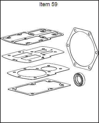 Husky S040-0456 Parts #59