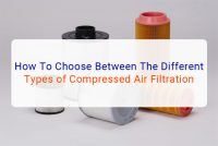 How To Choose Between The Different Types of Compressed Air Filtration